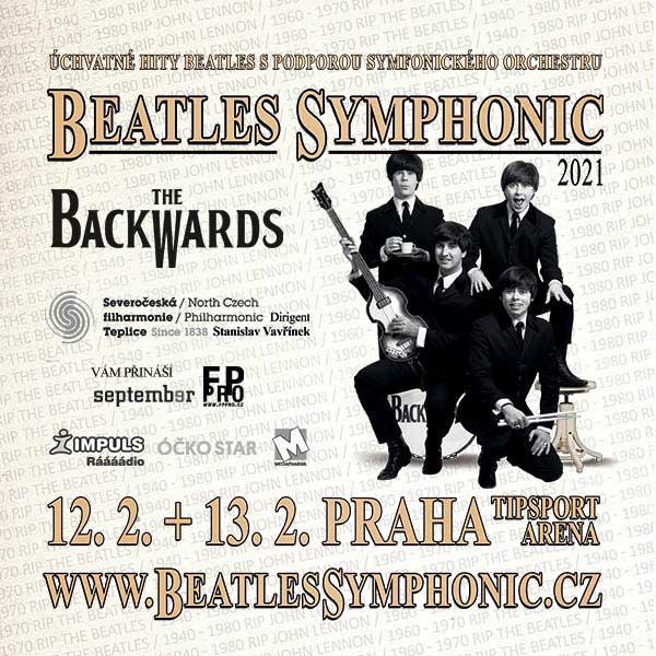 BEATLES SYMPHONIC 2021