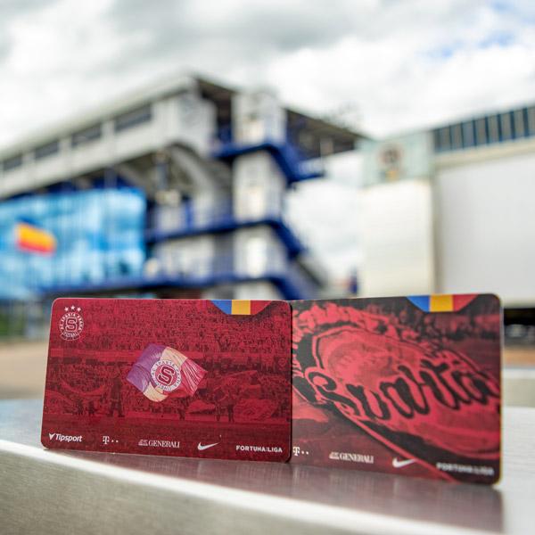 AC Sparta Praha - Permanentka 2019/2020