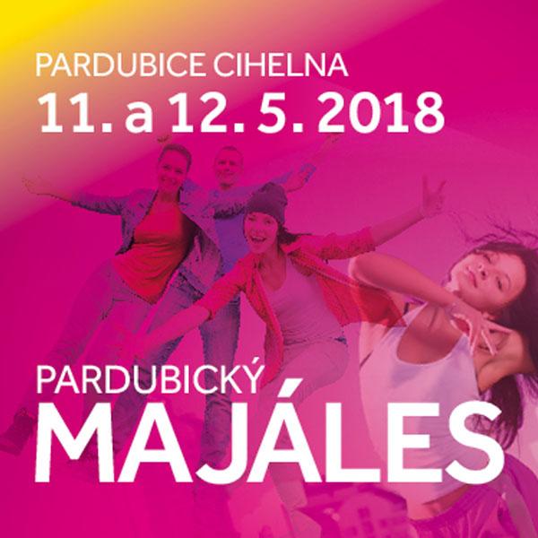 MAJÁLES PARDUBICE 2018 - VIP