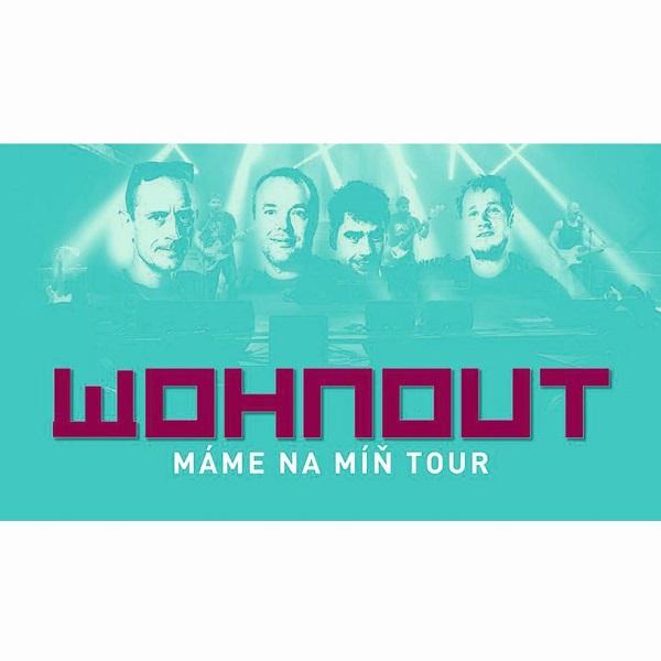 Wohnout - Máme na míň TOUR - Pardubice
