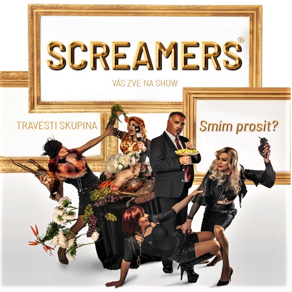 SCREAMERS - SMÍM PROSIT