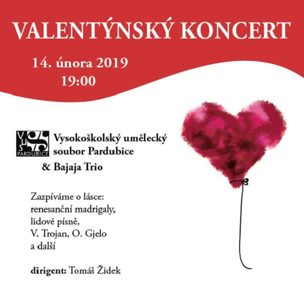 Valentýnský koncert