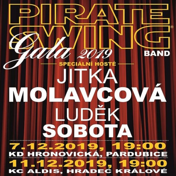 PIRATE SWING Band Gala 2019