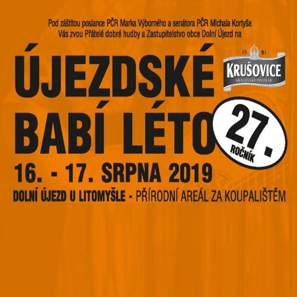 Újezdské babí léto 27. ročník - sobota