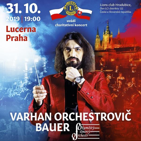 """Varhan Orchestrovič Bauer """"50"""""""
