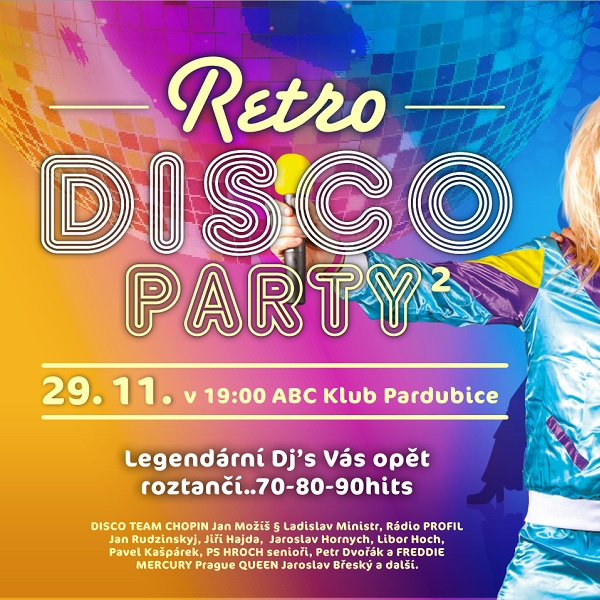 RETRO DISCO PARTY 2