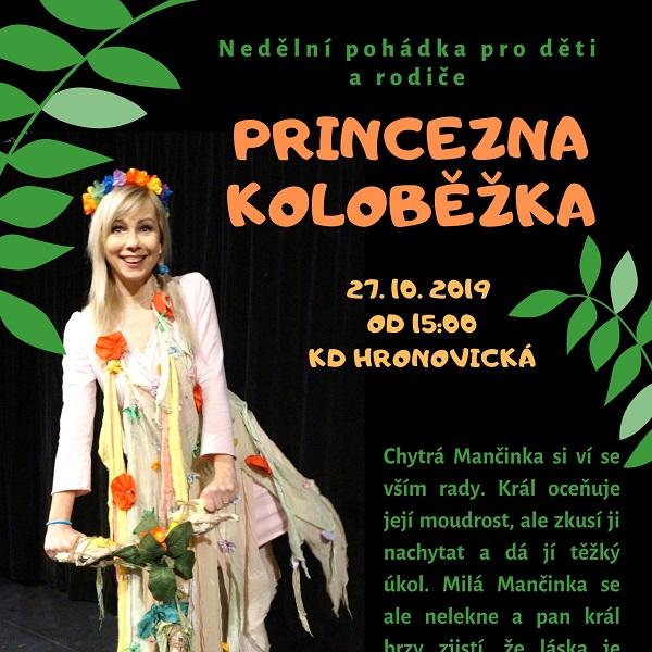 Princezna Koloběžka