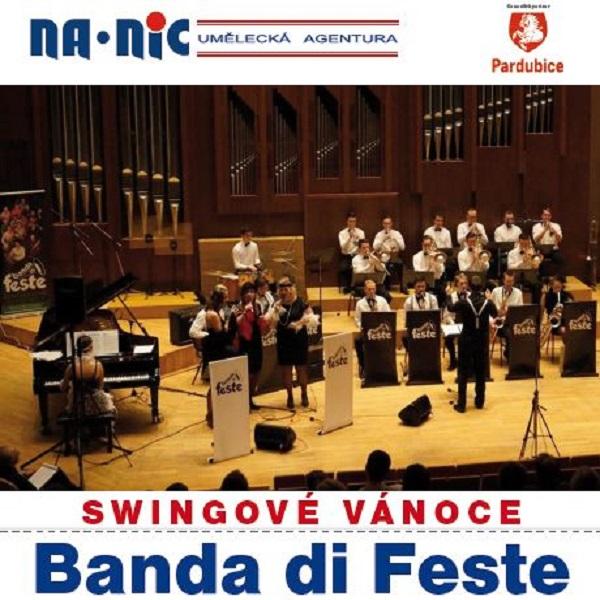 Swingové Vánoce - Banda di Feste + HOST