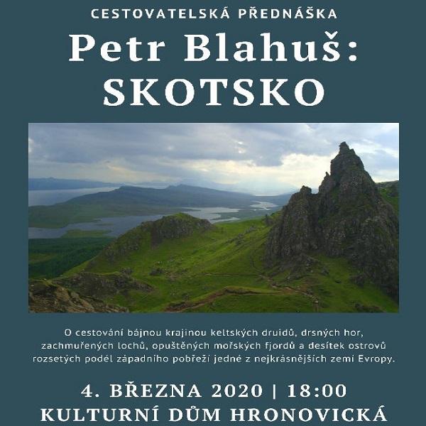 Petr Blahus - SKOTSKO
