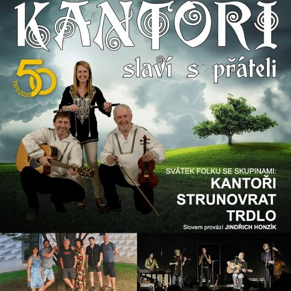 KANTOŘI - 50 let