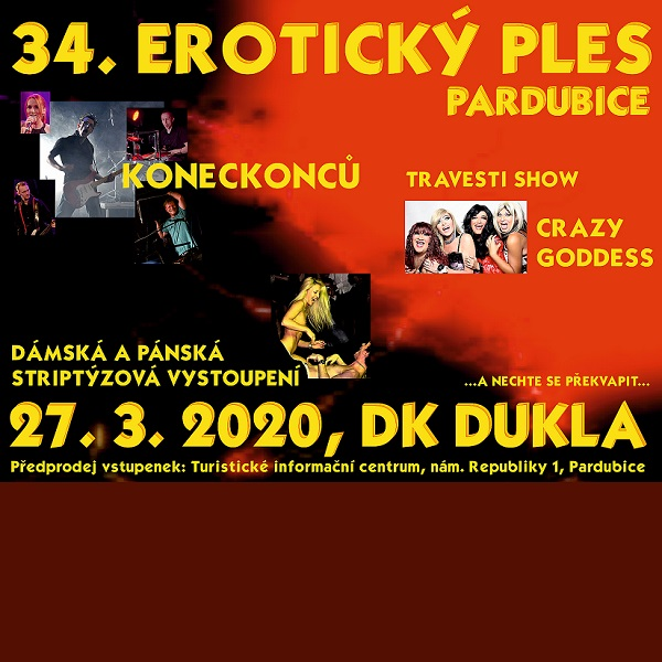 34. Erotický ples