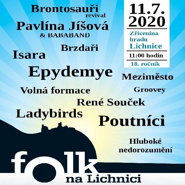 Folk na Lichnici 2020