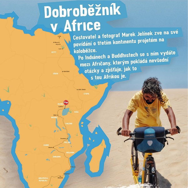 Dobroběžník v Africe