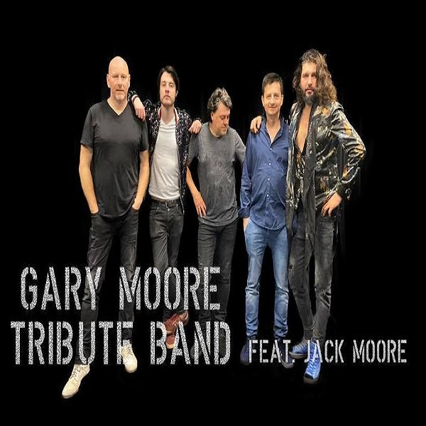 Gary Moore tribute feat. Jack Moore, Gary's son