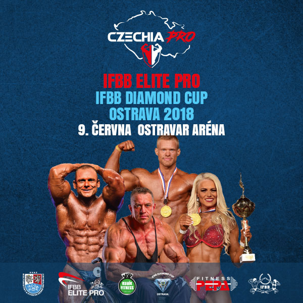 Czechia-Pro, kulturistika a fitness