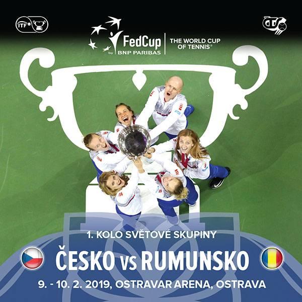 FED CUP /  ČESKÁ REPUBLIKA vs RUMUNSKO