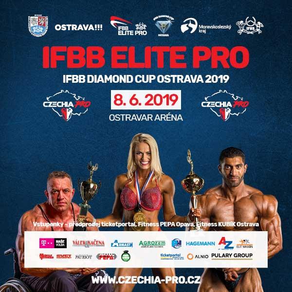 CZECHIA – PRO, kulturistika a fitness