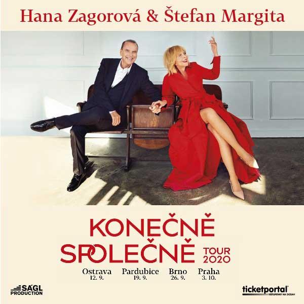Hana Zagorová & Štefan Margita KONEČNĚ SPOLEČNĚ