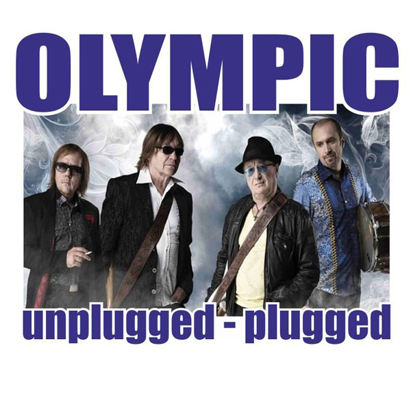 OLYMPIC - UNPLUGGED - PLUGGED