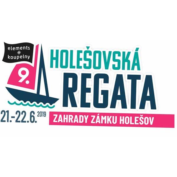 Holešovská REGATA 2019