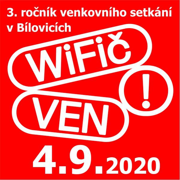 WIFIČ VEN !