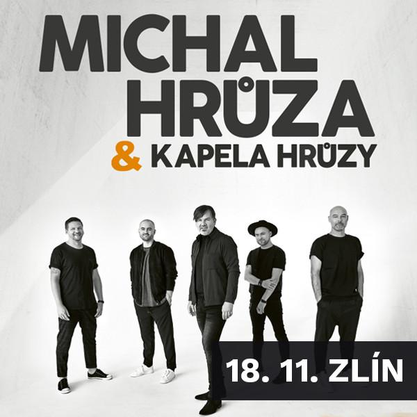 MICHAL HRŮZA S KAPELOU - Světlo do tmy tour 2020