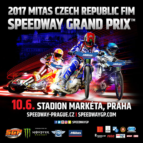 2017 MITAS CZECH REPUBLIC FIM SPEEDWAY GRAND PRIX