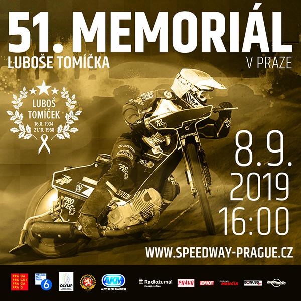 51. ročník Memoriálu Luboše Tomíčka