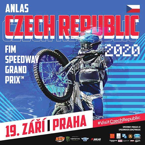 2020 CZECH REPUBLIC FIM SPEEDWAY GRAND PRIX