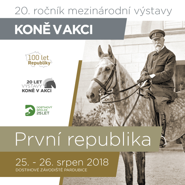 Koně v akci 2018