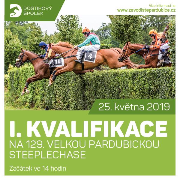 I.kvalifikace na 129. VP steeplechase 2019