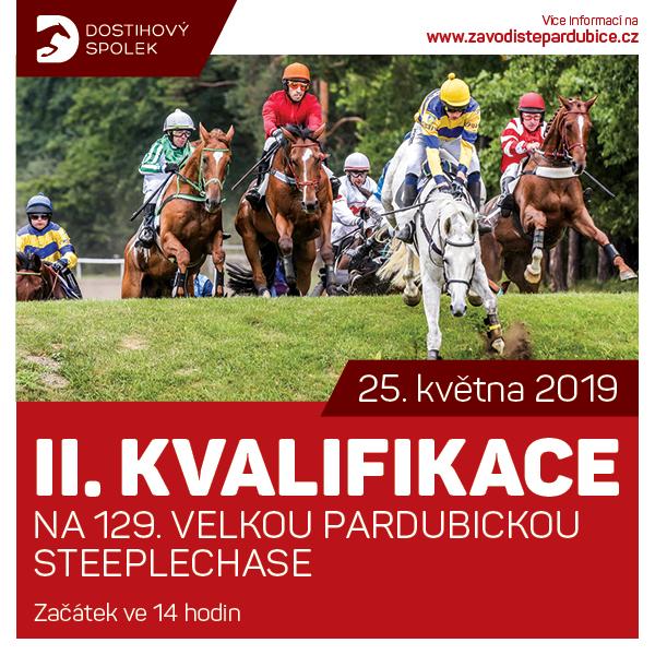 II. kvalifikace na 129. VP steeplechase 2019