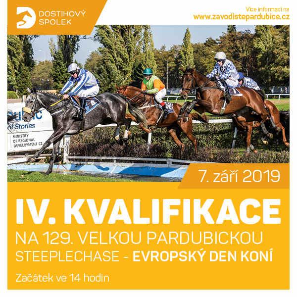 IV. kvalifikace na 129. VP steeplechase 2019