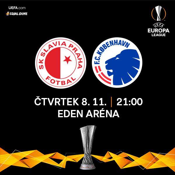 SK Slavia Praha - FC Kodaň