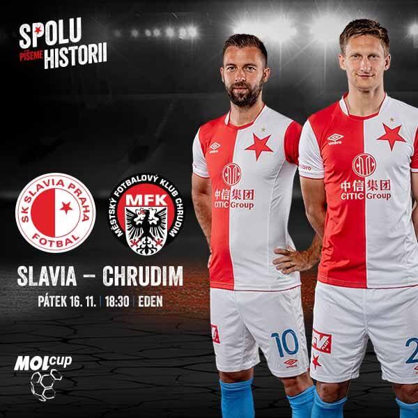 SK Slavia Praha - MFK Chrudim