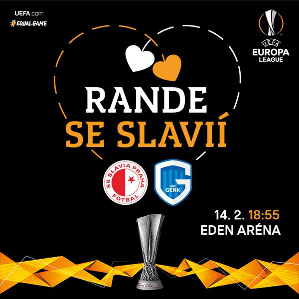 SK Slavia Praha - KRC Genk