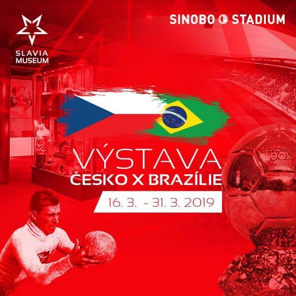 Výstava ČR x Brazílie