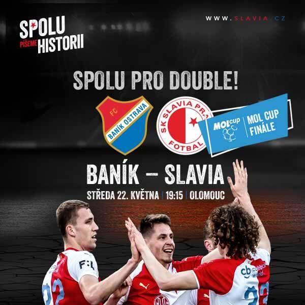 SK Slavia Praha - finále MOL Cupu