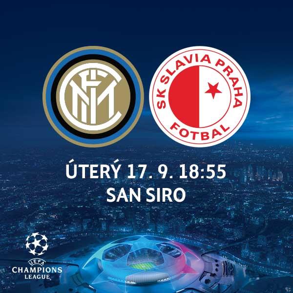 FC Internazionale Milano - SK Slavia Praha