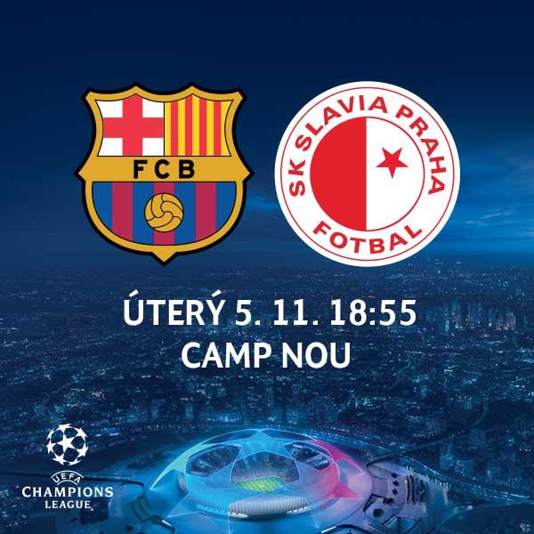 FC Barcelona  - SK Slavia Praha