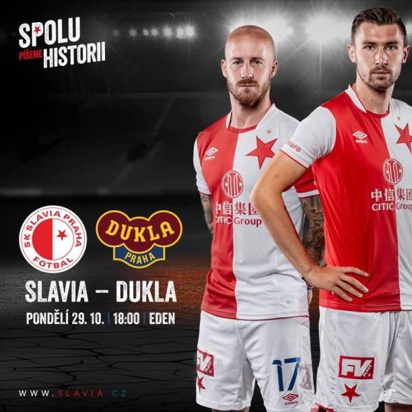 SK Slavia Praha - FK Dukla Praha