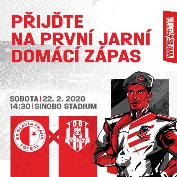 SK Slavia Praha - SFC Opava