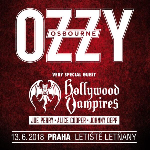 OZZY OSBOURNE - VIP UPGRADE