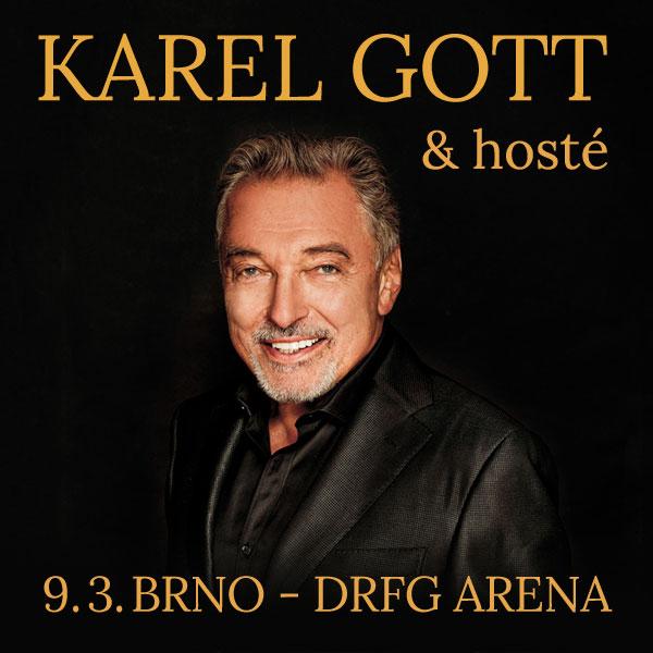 KAREL GOTT & hosté
