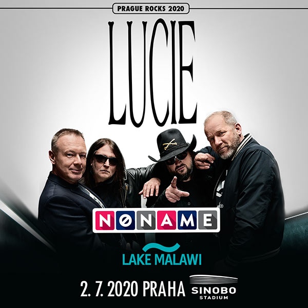 PRAGUE ROCKS 2020 / LUCIE – NO NAME – LAKE MALAWI