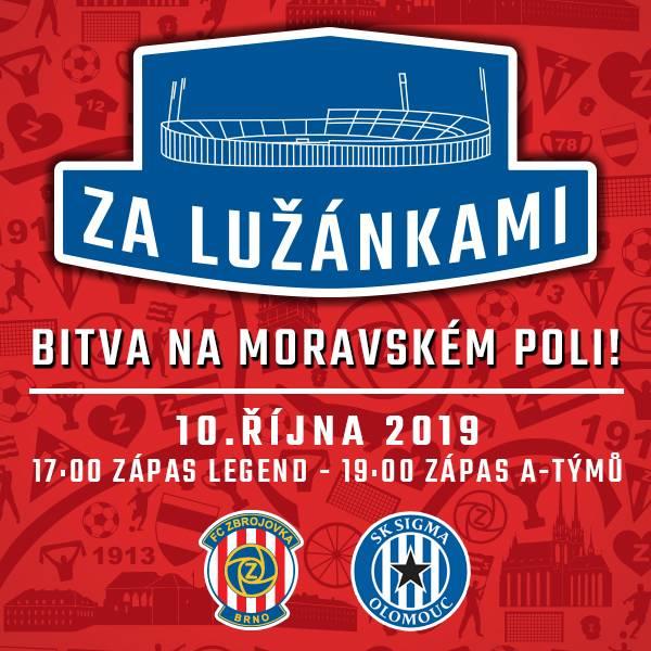 FC ZBROJOVKA BRNO – BITVA NA MORAVSKÉM POLI