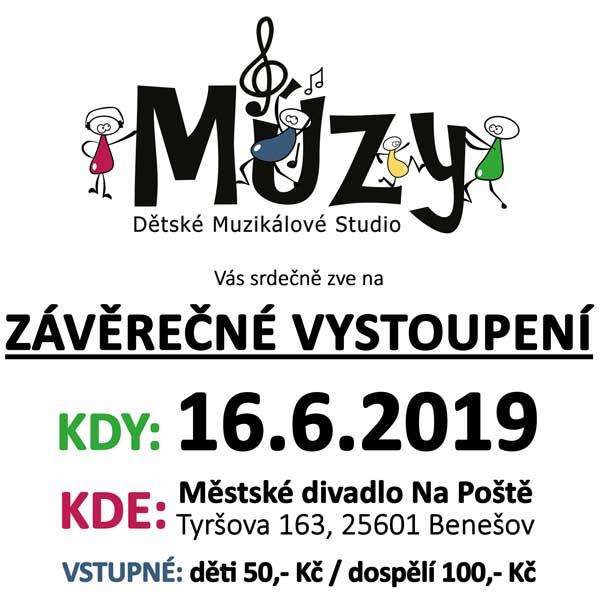 Dětské muzikálové studio Múzy