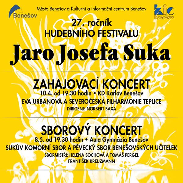 Jaro Josefa Suka 2018 - Sborový koncert