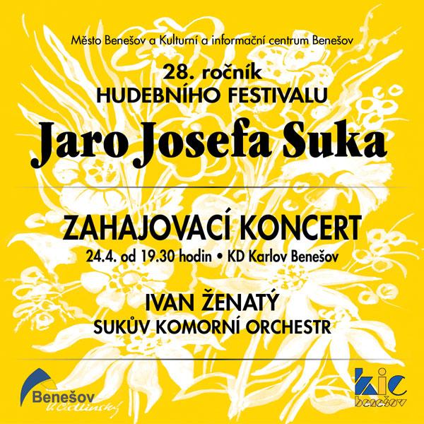 Jaro Josefa Suka 2019 - Zahajovací koncert