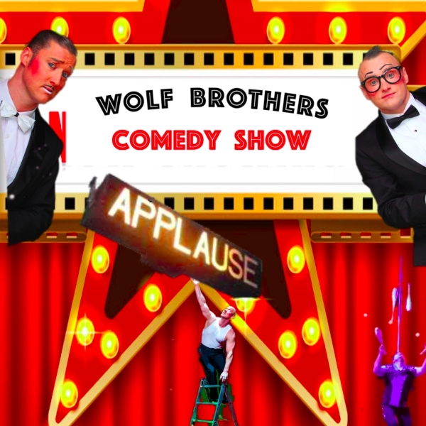 WOLF BROTHERS COMEDY SHOW, Benešov